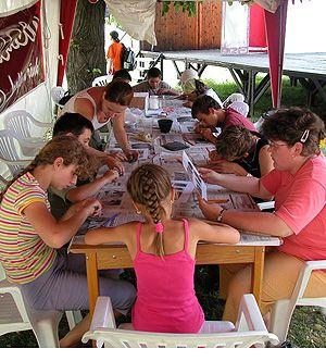 A dunaszekcsői limes-tábor, 2006.