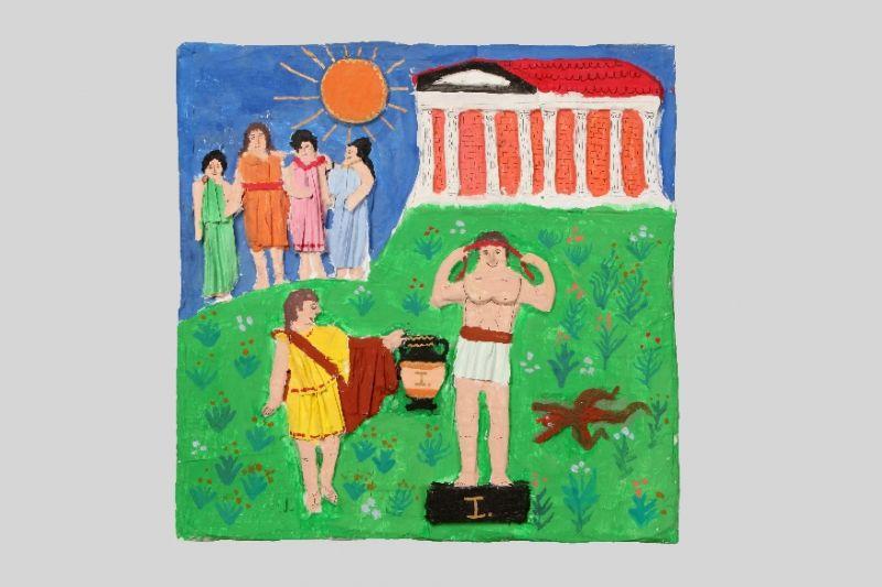 Kazár, Aba Sámuel Általános és Alapfokú Művészeti Iskola, 5. osztály, Kazári gladiátorok csapat (tanár: Rózsási Beáta)