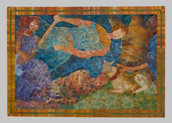 Marosvásárhely(Tg. Mures), Művészeti Líceum, Feketevirág (VI.o.)  (tanár: Makkai Csilla)