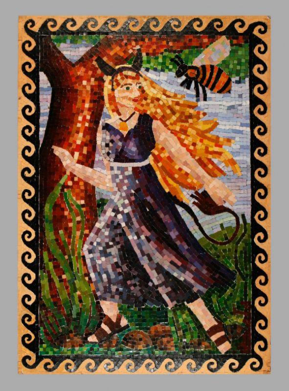 Marosvásárhely(Tg. Mures), Művészeti Líceum, Black (VIII.o.)  (tanár: Makkai Csilla)